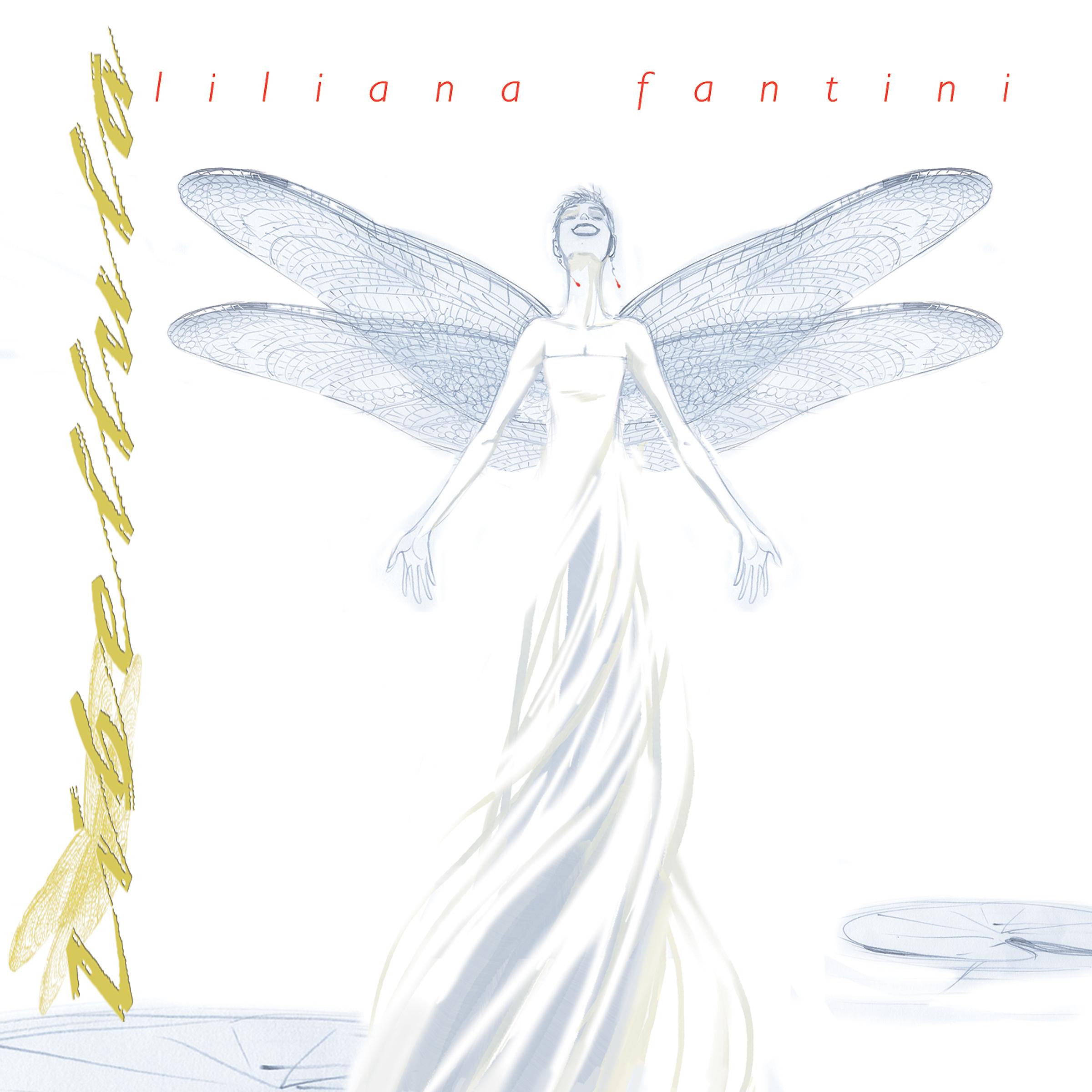 Amato LIBELLULA - Liliana Fantini HF87